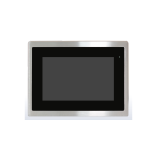 "FABS-107P - 7"" Stainless Steel Display"