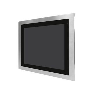 "FABS-121P - 21"" Stainless Steel Display"