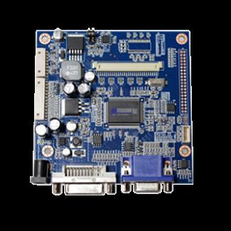 LCD Cont. Poppy-O VGA, DVI WUXGA