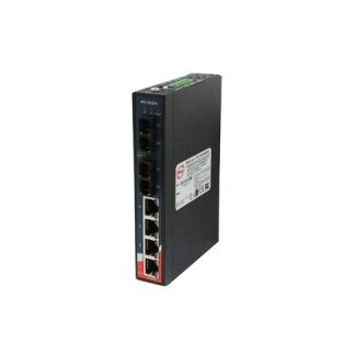 IPS-1042F 6-port unmanaged PoE Ethernet switch