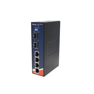 IGPS-1042GP - 6-port unmanaged GbE Switch