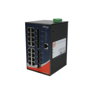 IGS-9168GP - 24 port managed GbE Switch