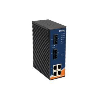 IES-2042FX Series - 6 port lite managed switch