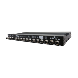 EN50155 Rack 12-port managed 10G/2.5G PoE switch 110VDC power input