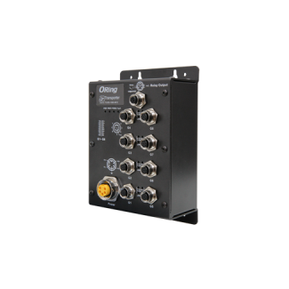 TGXS-1080-M12 Series - 8 port unmanaged switch
