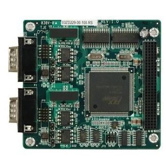 2 port CAN PCI-104