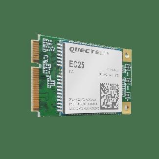 EC25-AU  - CAT4 LTE/3G mPCIe module