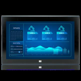 "PPC-FW15D-ULT5 - 15.6"" 8th gen Industrial Panel PC"