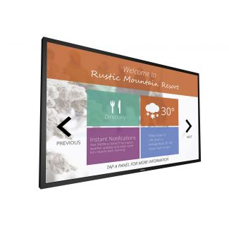 """Multi-Touch Display 75"""" 75BDL3010T/00 - Philips"""