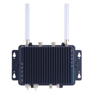 Rugged IP67 Fanless AI Xavier™ NX, 1 HDMI, 1 GbE PoE, AC power