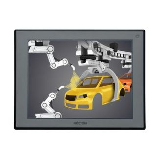 "17"" IP65 Industrial 4:3 SXGA LCD Flush Touch Monitor"