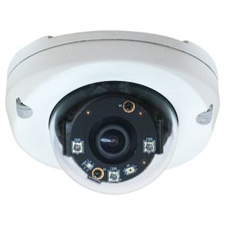 2MP EN50155 H.265 Smart IR built in MIC