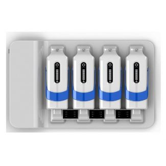 Geni-Tec 4-Bay Charger