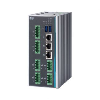 ATEX/C1D2 Certified DIN-rail Fanless Atom® x5-E3930