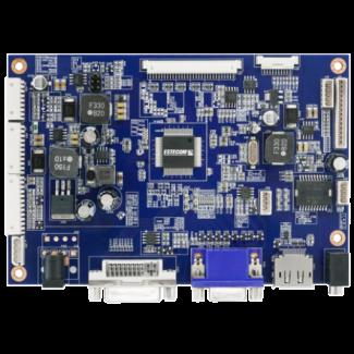 LCD Cont. - VGA, DVI, DP WUXGA