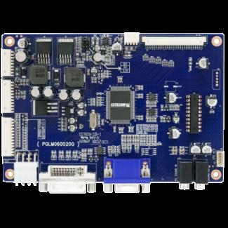 LCD Cont. VGA, DVI WUXGA