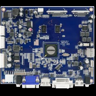 LCD Cont. VGA, DVI, HDMI, DP, YPbPr WQXGA