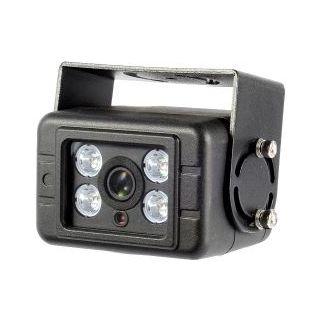 IP68 POE Vehicle camera with IR