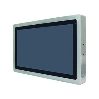 "ViTAM-812P R/P/G/H 12.1"" Stainless Panel PC"