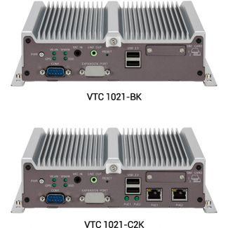 VTC 1021 - Intel Atom x5-E3940, 2xPoE