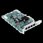 VTK-GE64 - 4 Port POE+ Frame Grabber