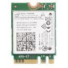 WLAN Intel AC3165 M.2 802.11ac + BT4.2
