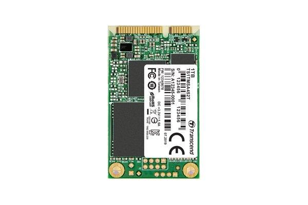 SATA III mSATA SSD MSA452T